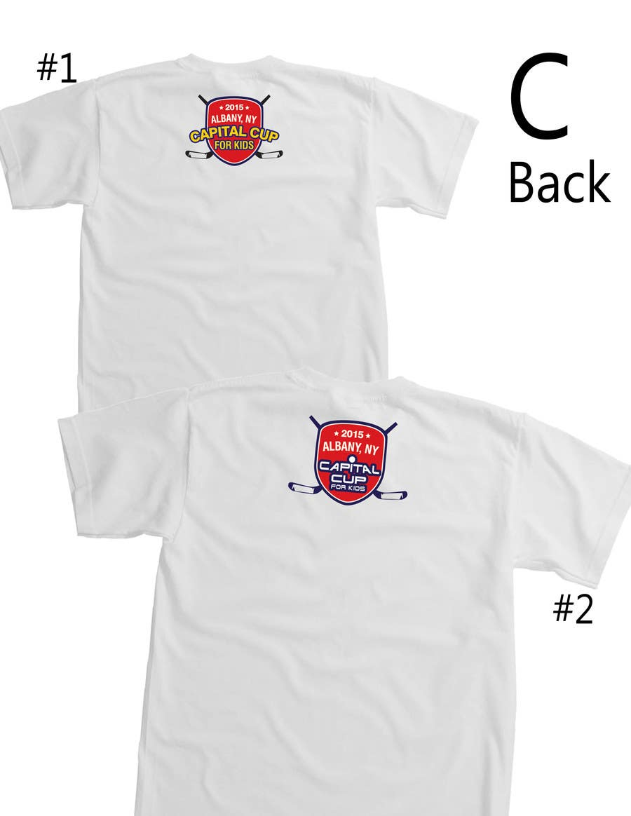 Entry 2 By Jiwonlee0551 For Design A T Shirt For A Hockey