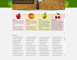 nº 13 pour Design a Website Mockup for NewCrop.com par tania06