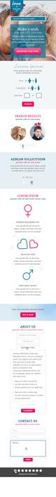 Konkurrenceindlæg #                                                11                                              billede for                                                 Design a Dating Review Website