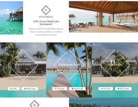 #89 cho Website and brochure for New Caribbean Island Development bởi timmokm