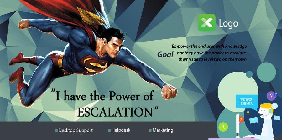 Konkurrenceindlæg #                                        4                                      for                                         Helpdesk Escalation Campaign