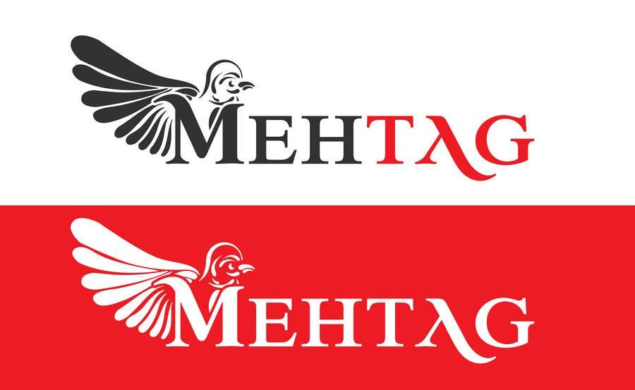 """Inscrição nº 23 do Concurso para Logo Design For """"Mehtag"""""""