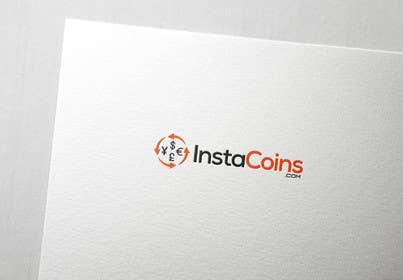 #97 cho Design a Logo for InstaCoins.com bởi billsbrandstudio