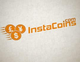 #69 for Design a Logo for InstaCoins.com by fireacefist