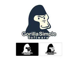 #19 untuk Graphic Design for Gorilla Simple Software, LLC oleh ainmikail