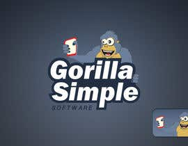 nikhil012님에 의한 Graphic Design for Gorilla Simple Software, LLC을(를) 위한 #67