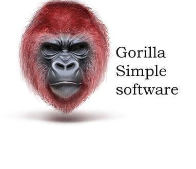 Inscrição nº                                         43                                      do Concurso para                                         Graphic Design for Gorilla Simple Software, LLC