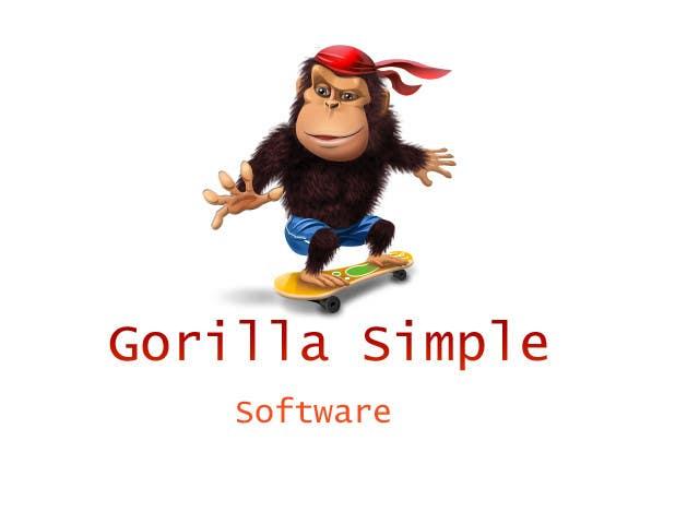 Inscrição nº                                         41                                      do Concurso para                                         Graphic Design for Gorilla Simple Software, LLC