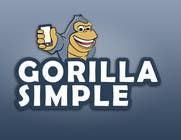 Graphic Design Konkurrenceindlæg #50 for Graphic Design for Gorilla Simple Software, LLC