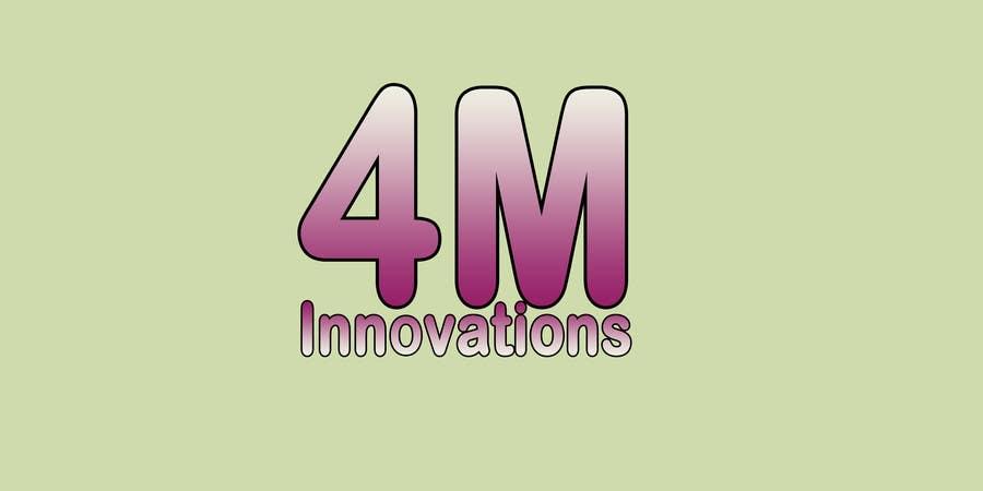 Konkurrenceindlæg #                                        5                                      for                                         4M innovations