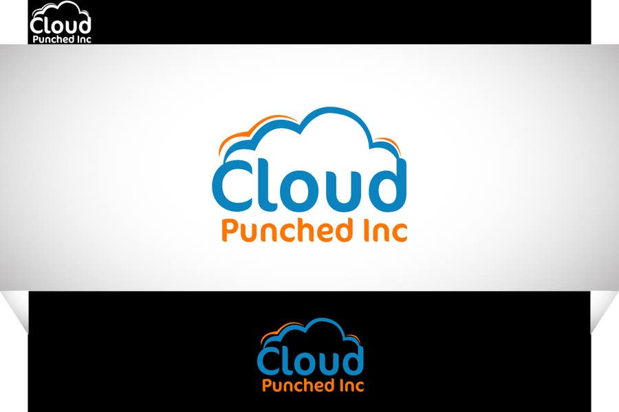 #182 for Design a Logo for Cloud Punched startup by logoustaad