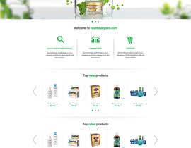 #21 para Refresh our Home page design por superock