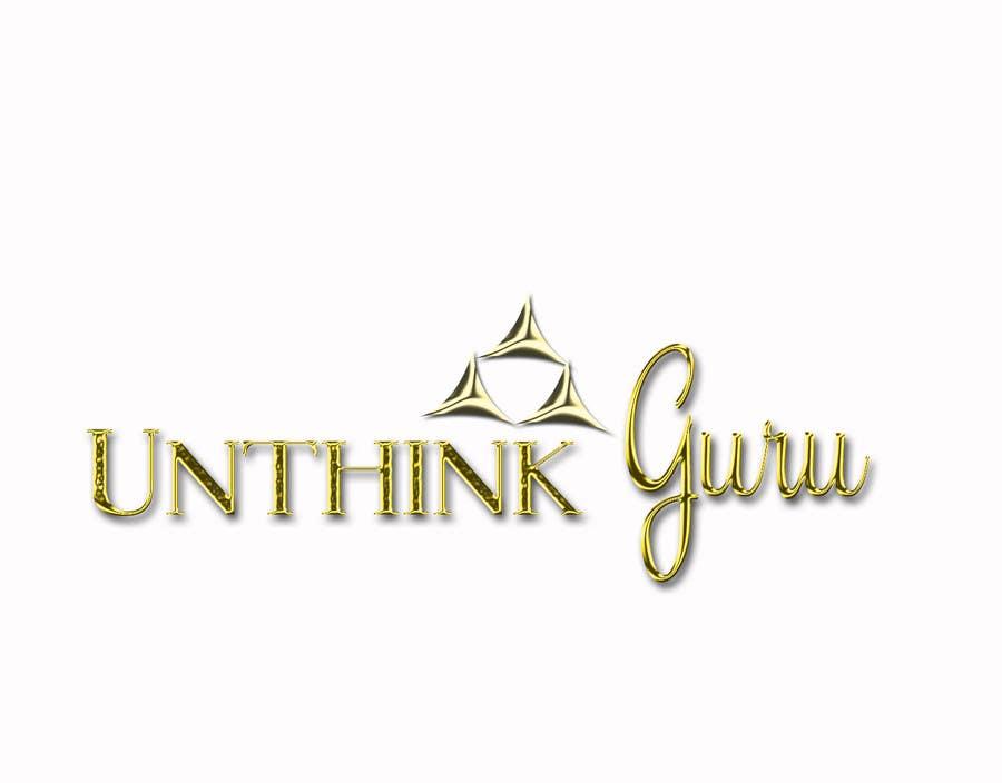 Konkurrenceindlæg #                                        7                                      for                                         Design a Logo for Unthink Guru