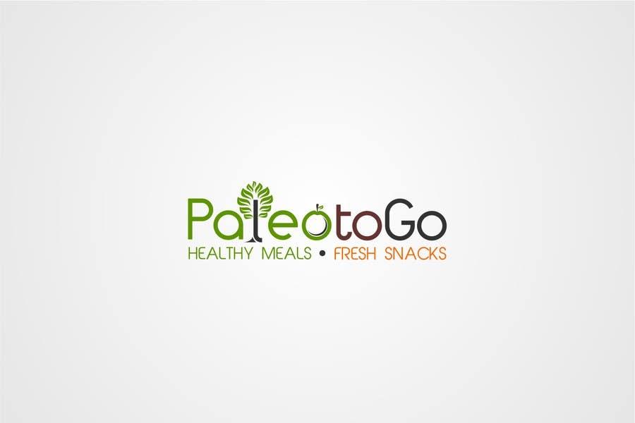 Konkurrenceindlæg #                                        28                                      for                                         Design a Logo for Paleo To Go