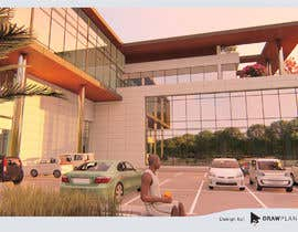 #59 for Retail/Office/Residential/Restaurant Mixed Use Development Architectural Concept Design Contest by Drawplan