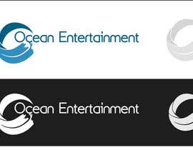 #55 cho Design a Logo for Ocean Entertainment bởi Masinovodja