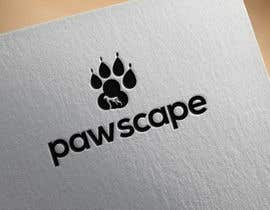 #19 for Design a Logo for Pawscape by strezout7z