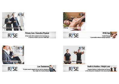 #2 cho Design a Banner for RYSE Wellness bởi akira9fold