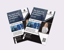 #610 cho Design flyer for real estate agent bởi Iftekharn1