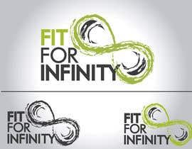 Nro 221 kilpailuun Design a Logo for...Fit For Infinite käyttäjältä felipe0321