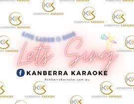 #7 for KANBERRA KARAOKE MEDIA WALL by NinaQamarina