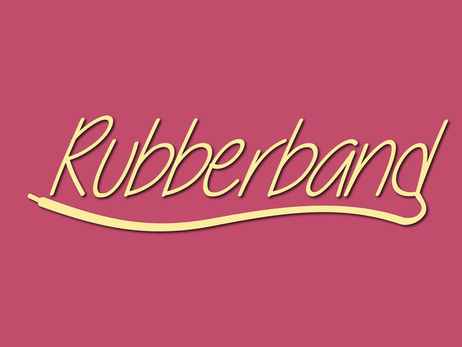 Contest Entry #                                        11                                      for                                         Design a Logo for Rubberband