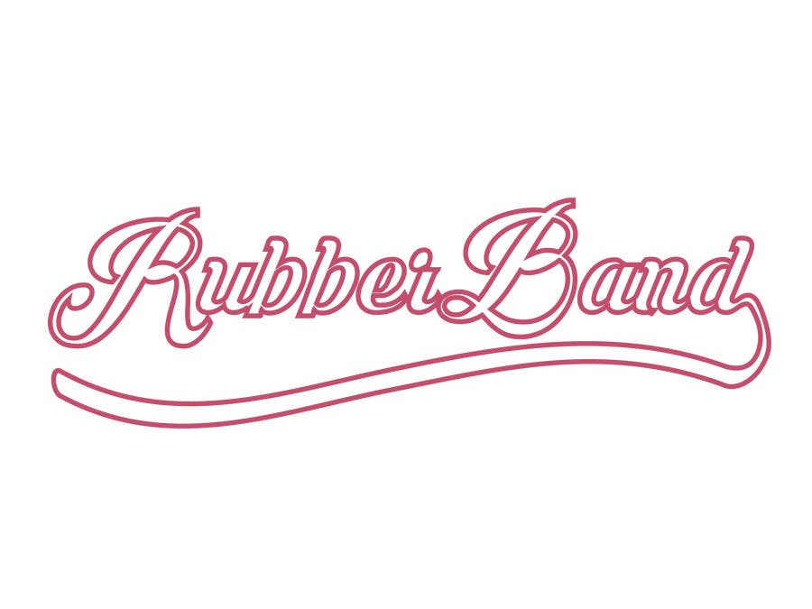 Contest Entry #                                        16                                      for                                         Design a Logo for Rubberband