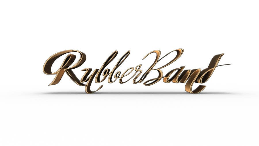 Contest Entry #                                        25                                      for                                         Design a Logo for Rubberband