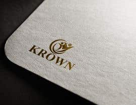 #131 for Design a logo for KROWN, a kitchen supply company that gives profits to low income communities af mdataur66
