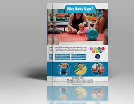 stylishwork tarafından Baby Gym Program Marketing Material için no 28