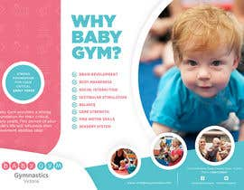 #34 para Baby Gym Program Marketing Material por rimskik