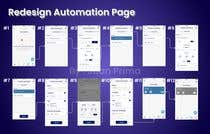 User Interface / IA Konkurrenceindlæg #10 for Redesign our Automations page (Smart Home app) and make it easier to use