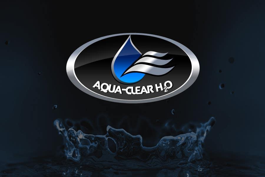 Конкурсная заявка №358 для Logo Design for Aqua-Clear H2O