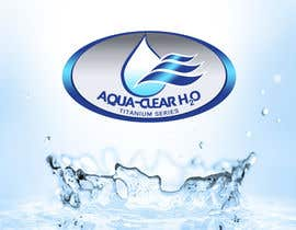 #355 para Logo Design for Aqua-Clear H2O por twindesigner