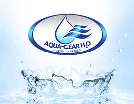 #354 para Logo Design for Aqua-Clear H2O de twindesigner