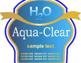 #359 para Logo Design for Aqua-Clear H2O por Mirtala