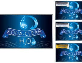 #366 para Logo Design for Aqua-Clear H2O por Rlmedia