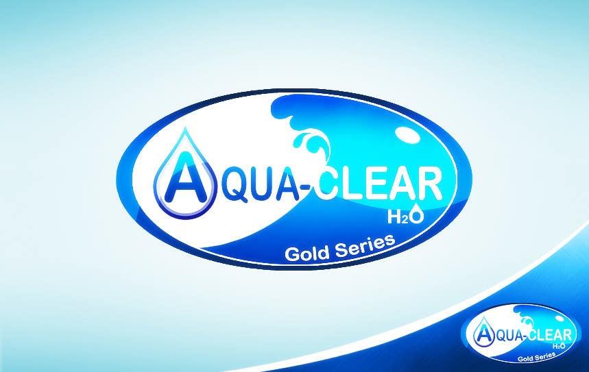 Contest Entry #303 for Logo Design for Aqua-Clear H2O