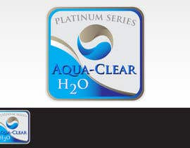 #363 para Logo Design for Aqua-Clear H2O de pupster321