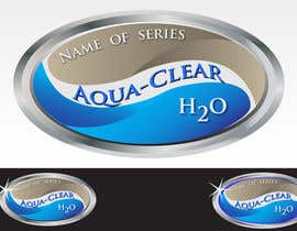 #369 för Logo Design for Aqua-Clear H2O av pupster321
