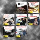 Graphic Design Konkurrenceindlæg #62 for Design a Banner for  Taxi Pinheiro