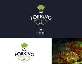 #20 untuk Design a Logo for FOOD TV SHOW with hipster theme. oleh ramandesigns9