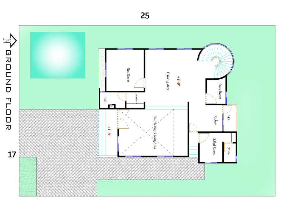 Bài tham dự cuộc thi #                                        11                                      cho                                         Design my home