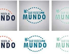 #71 for Diseñar un logotipo for Dar Vuelta Al Mundo af maxiguerrero