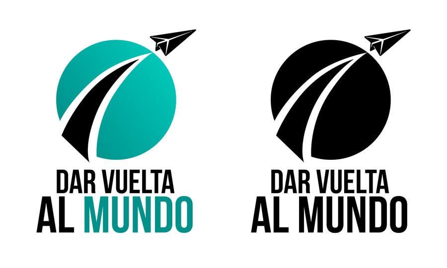Konkurrenceindlæg #                                        4                                      for                                         Diseñar un logotipo for Dar Vuelta Al Mundo