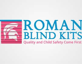 #36 cho Design a Logo for romanblindkits.co.uk bởi ganjar23