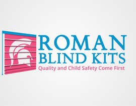 #37 cho Design a Logo for romanblindkits.co.uk bởi ganjar23
