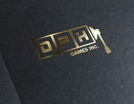 #20 for Design a Logo for DPH Games Inc. by KLX48
