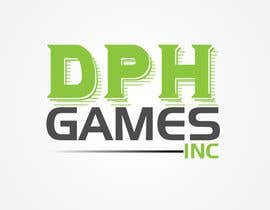#19 for Design a Logo for DPH Games Inc. af satpalsood