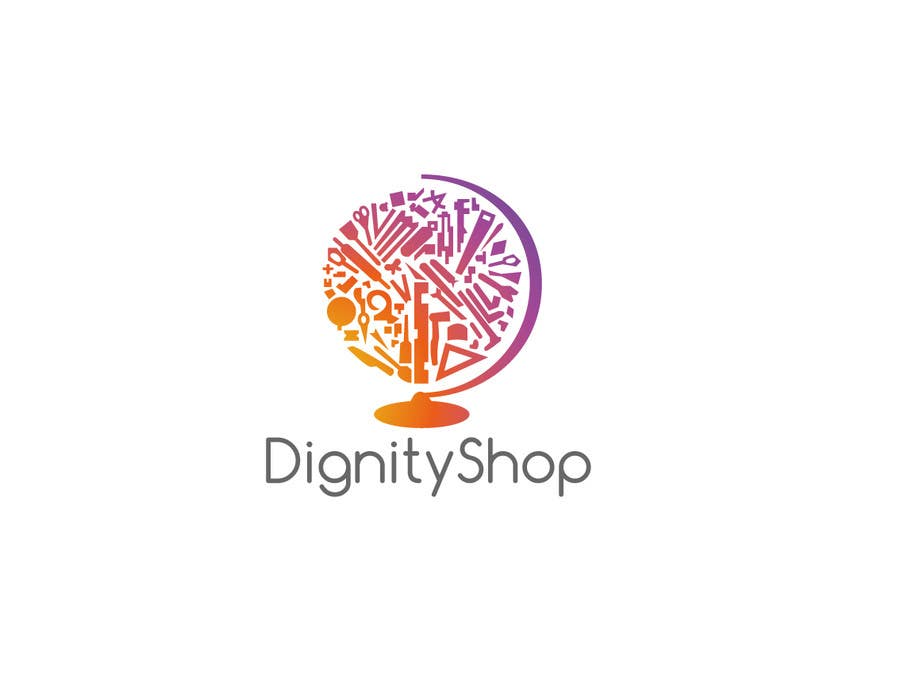 Konkurrenceindlæg #77 for Design a Logo for DignityShop
